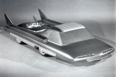 Ford Nucleon - concept car 1958 1958_f10