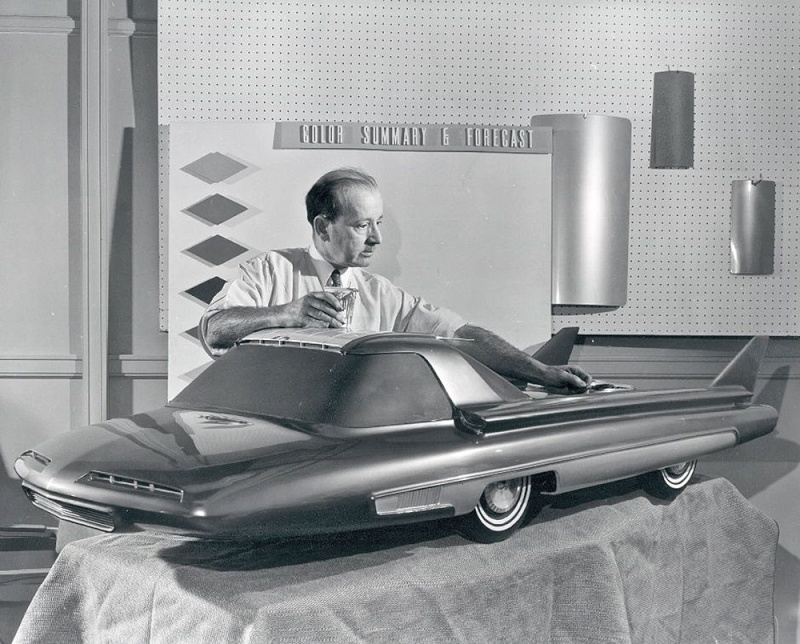 Ford Nucleon - concept car 1958 1958_f11