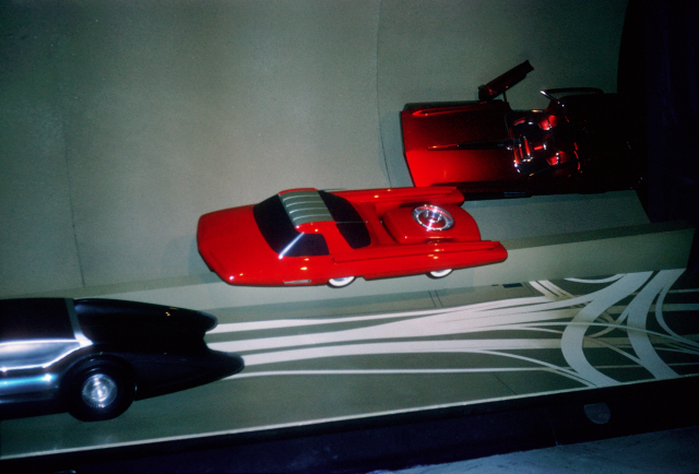 Ford Nucleon - concept car 1958 1958_f12