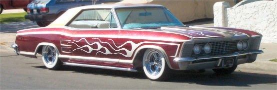 Buick Riviera 1963 - 1965 custom & mild custom 1963ri10
