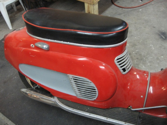 Scooter des 1950's & 1960's 1964_o13