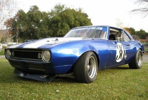 american race car 1967_c10