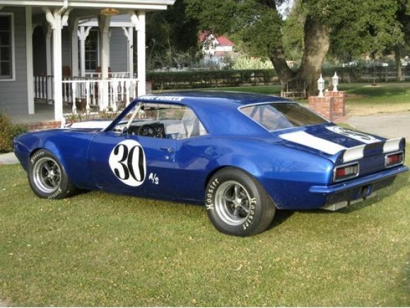 american race car 1967_c11