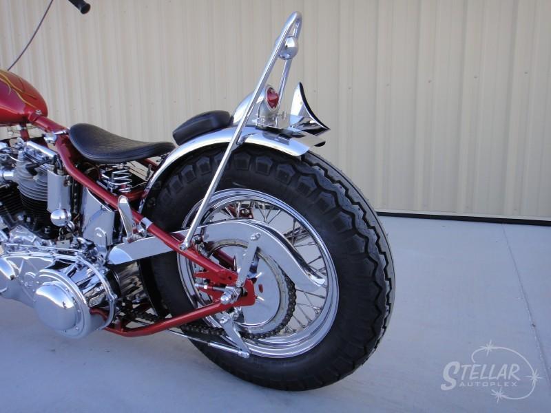 1952 Harley-Davidson FL Pan Head Full Custom 1g_80010