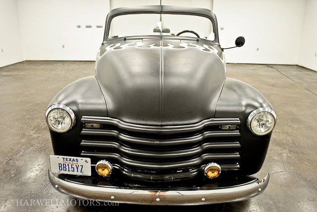 Chevy Pick up 1947 - 1954 custom & mild custom 211