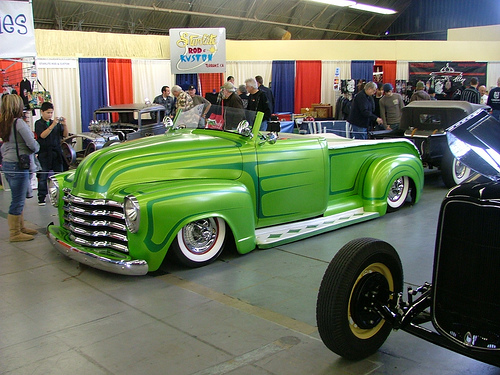 Chevy Pick up 1947 - 1954 custom & mild custom 22274410