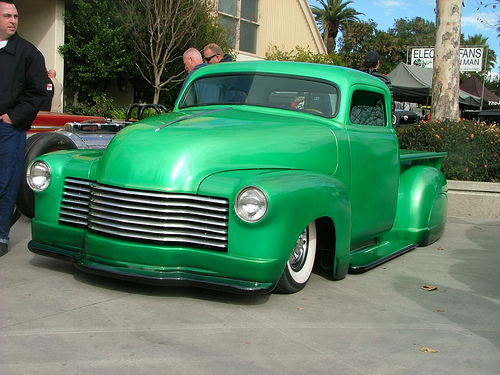 Chevy Pick up 1947 - 1954 custom & mild custom 22279710