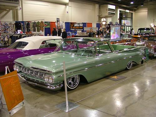 Chevy 1959 kustom & mild custom 22448410