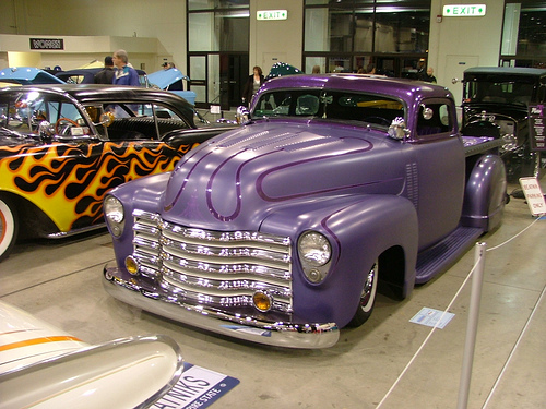 Chevy Pick up 1947 - 1954 custom & mild custom 22485111