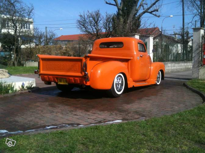 Chevy Pick up 1947 - 1954 custom & mild custom 23448410