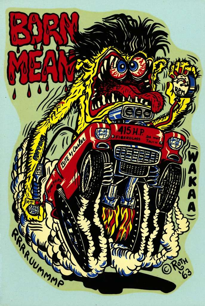 "Ed ""Big Daddy"" Roth  25768110"