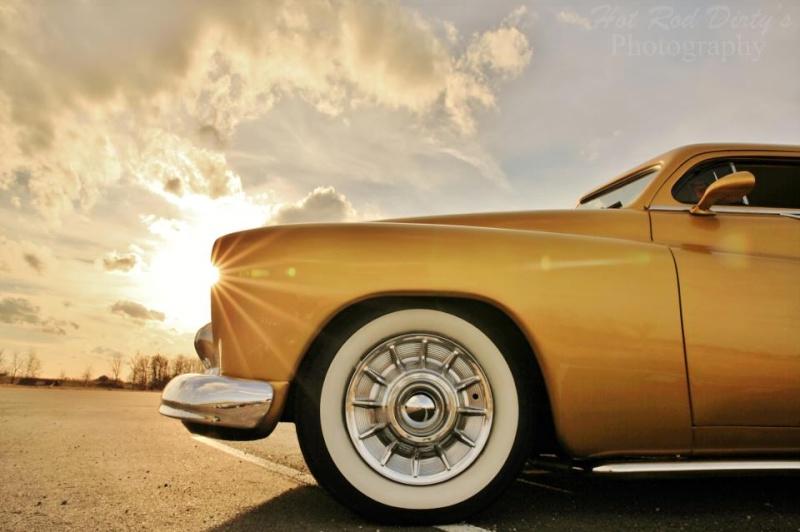 """1949 Mercury - """"GOLD RUSH""""  27921_10"""