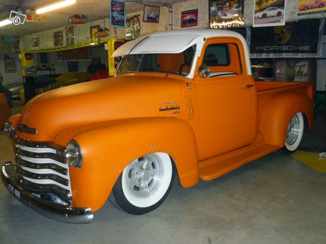 Chevy Pick up 1947 - 1954 custom & mild custom 29688610