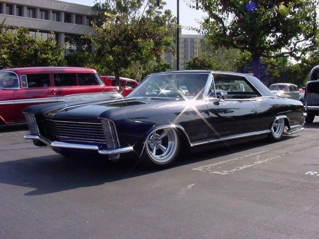 Buick Riviera 1963 - 1965 custom & mild custom 29_11410