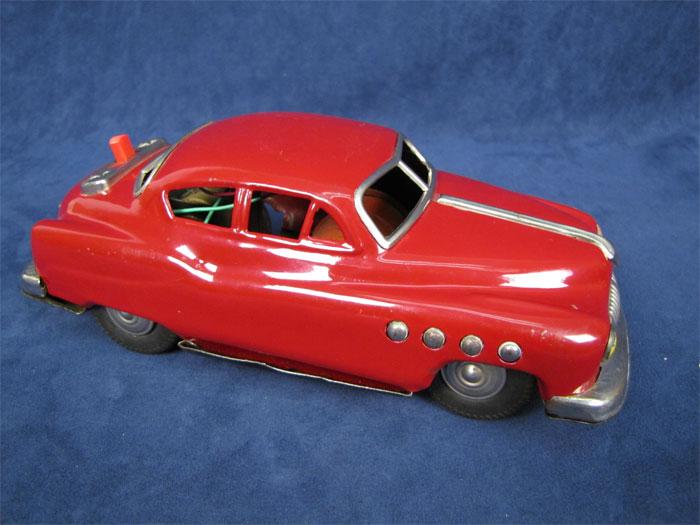 us car -  tôle - Tin Toys -  1950's & 1960's 2_03_110