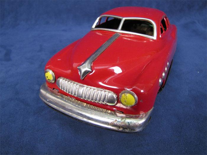 us car -  tôle - Tin Toys -  1950's & 1960's 2_03_111