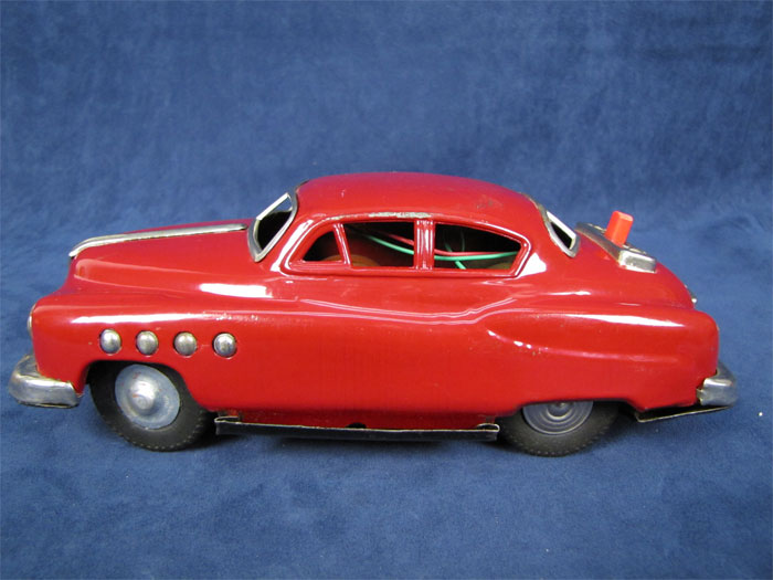 us car -  tôle - Tin Toys -  1950's & 1960's 2_03_112