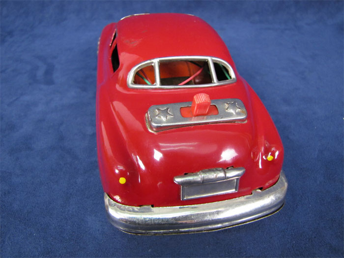 us car -  tôle - Tin Toys -  1950's & 1960's 2_03_113