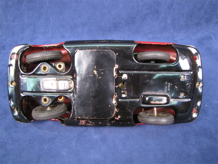 us car -  tôle - Tin Toys -  1950's & 1960's 2_03_114