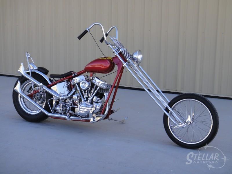 1952 Harley-Davidson FL Pan Head Full Custom 2g_80010
