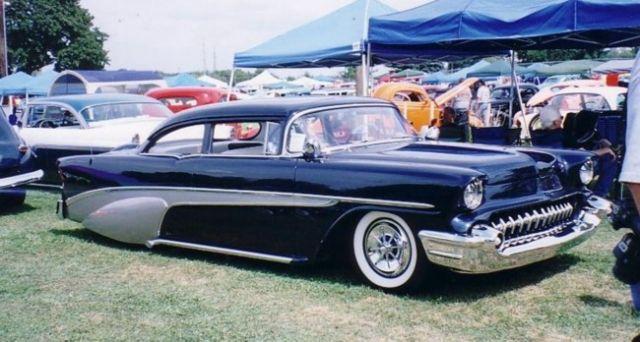 Chevy 1957 custom & mild custom 30_810