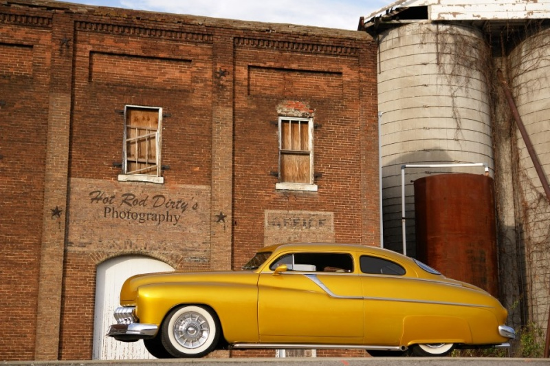 """1949 Mercury - """"GOLD RUSH""""  32150_10"""