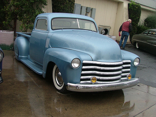 Chevy Pick up 1947 - 1954 custom & mild custom 32216010