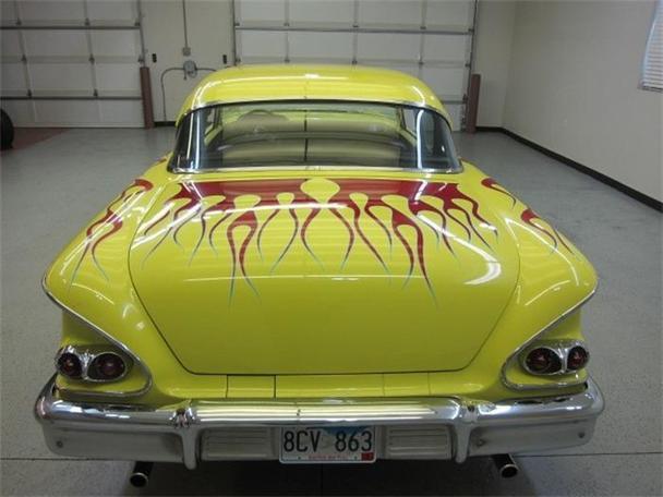 Chevy 1958 custom & mild custom 33156910