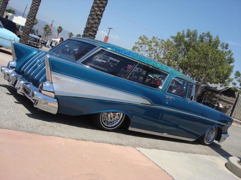 Chevy 1957 custom & mild custom 3381010