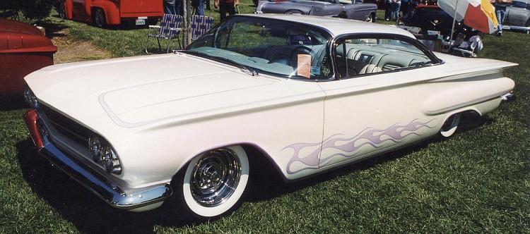 Chevy 1960 custom & mild custom 34-vi10