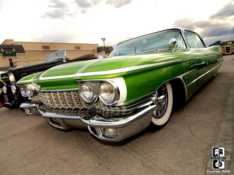 Cadillac 1959 - 1960 custom & mild custom 34511911