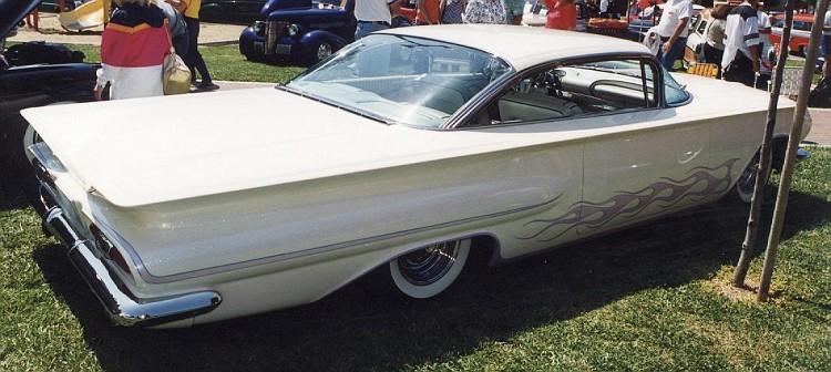 Chevy 1960 custom & mild custom 35-vi10