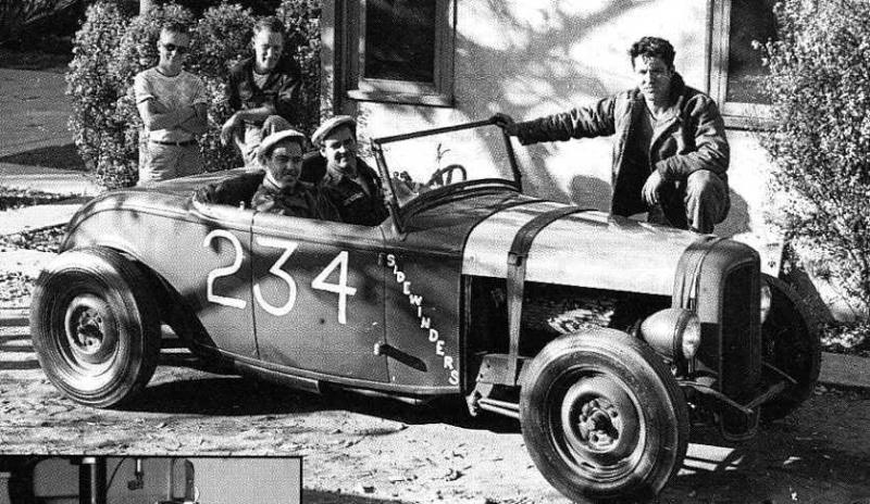 "Hot rod in street - Vintage pics - ""Photos rétros"" -  - Page 2 38181410"