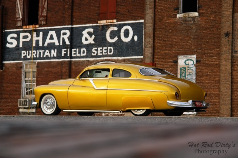"""1949 Mercury - """"GOLD RUSH""""  39307110"""