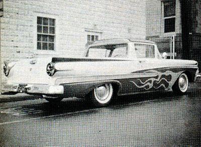 custom cars in the street ( 1950's & 1960's) 400px-11