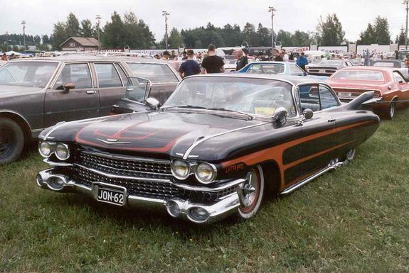 Cadillac 1959 - 1960 custom & mild custom 43154710
