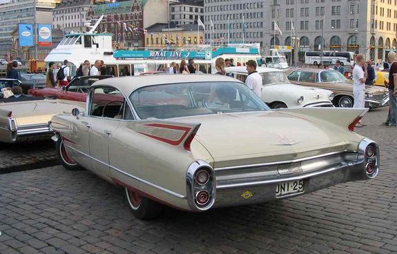Cadillac 1959 - 1960 custom & mild custom 43154711