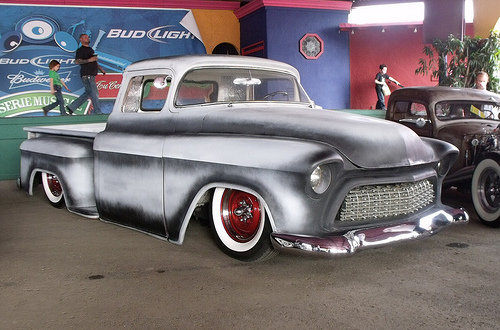 Chevy pick up  1955 - 1959 custom & mild custom 43273510