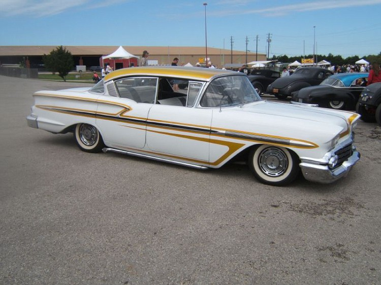 Chevy 1958 custom & mild custom - Page 2 44198410