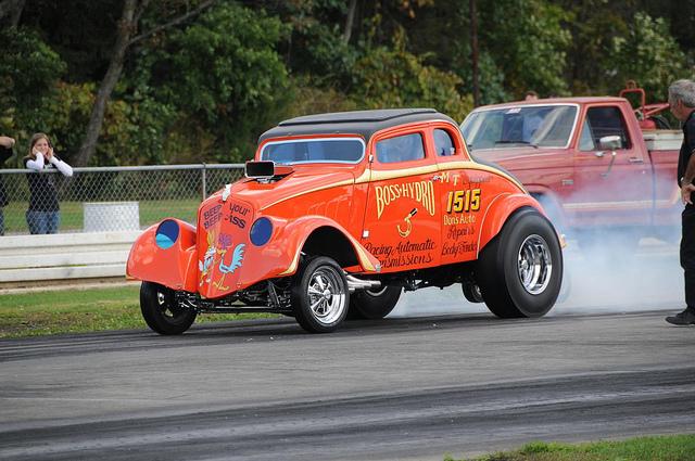 1933 - 1936 Willys gasser 45419010
