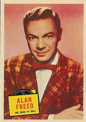 Mr Rock 'n' roll - Alan Freed 1957 46773510