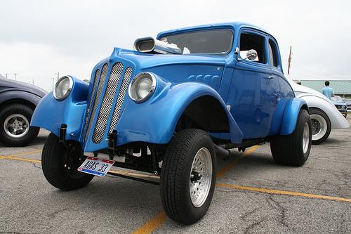 1933 - 1936 Willys gasser 47816110
