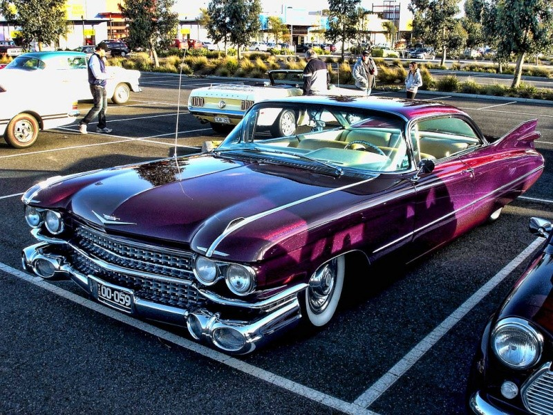 Cadillac 1959 - 1960 custom & mild custom 49702511