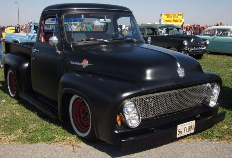 Ford Pick Up 1953 - 1956 custom & mild custom 50956510