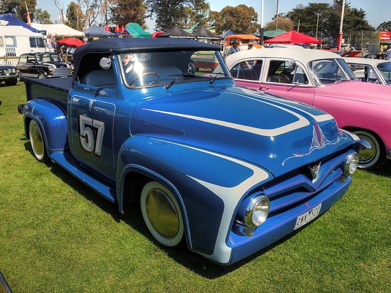 Ford Pick Up 1953 - 1956 custom & mild custom 51277210