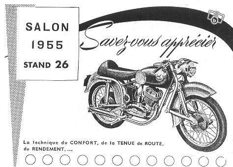125 cm3 1950's et 1960's 51832810