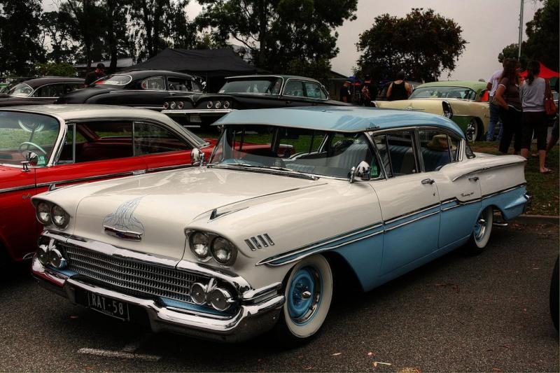 Chevy 1958 custom & mild custom 52334810