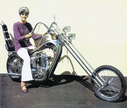 Photo Vintage -vintage pics - Chopper & Bobber 53116710