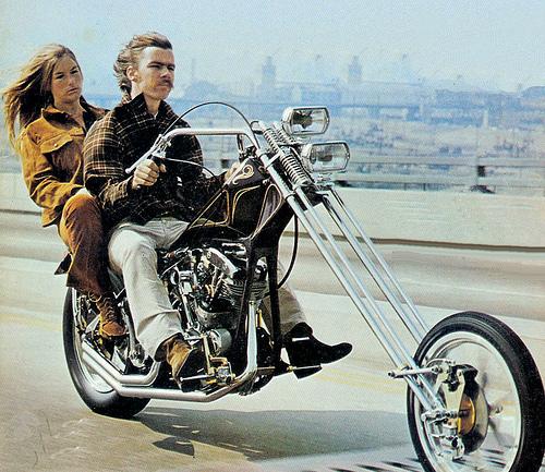 Photo Vintage -vintage pics - Chopper & Bobber 53116810