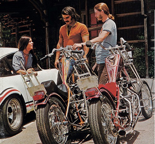 Photo Vintage -vintage pics - Chopper & Bobber 53116811